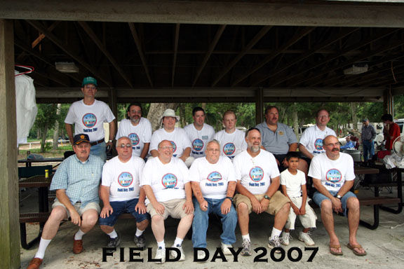 Five Flags Field Day